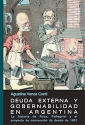 Libro Deuda Externa Y Gobernabilidad En Argentina
