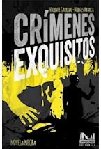 Papel CRIMENES EXQUISITOS