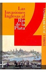 Papel LAS INVASIONES INGLESAS AL RIO DE LA PLATA TOMO 1