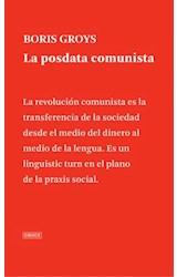 Papel LA POSDATA COMUNISTA