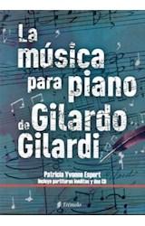 Papel LA MUSICA PARA PIANO DE GILARDO GILARDI