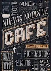 Libro Cuaderno Cos Med Nuevas Notas De Caf