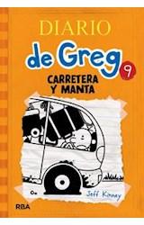 Papel DIARIO DE GREG 9 EL ARDUO VIAJE