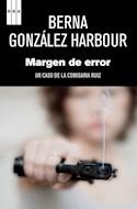 Papel MARGEN DE ERROR UN CASO DE LA COMISARIA RUIZ (SERIE NEGRA)