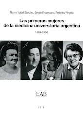 Papel Las Primeras Mujeres De La Medicina Argentina