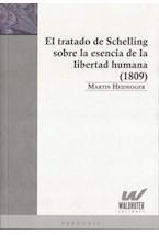 Papel TRATADO DE SCHELLING SOBRE LA ESENCIA DE LA LIBERTAD HUMANA