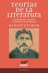 Libro Teorias De La Literatura