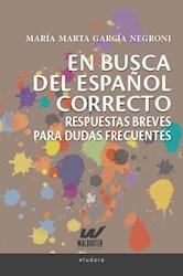 Papel En Busca Del Español Correcto