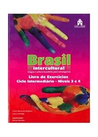 Papel Brasil Intercultural Exercícios Ciclo Intermediário (Niveles 3 Y 4) 2Da. Edición