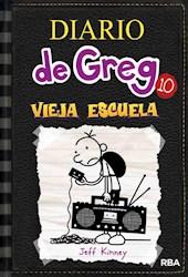 Papel Diario De Greg 10 Vieja Escuela