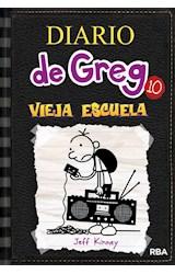 Papel DIARIO DE GREG 10 VIEJA ESCUELA (RUSTICA)
