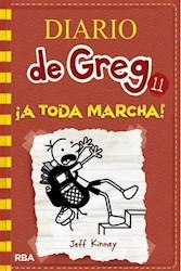 Papel Diario De Greg 11 - A Toda Marcha