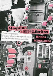 Papel La Máquina  De Hacer  Libritos