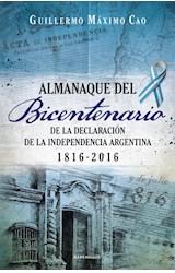 Papel ALMANAQUE DEL BICENTENARIO DE LA DECLARACION DE LA INDEPENDE