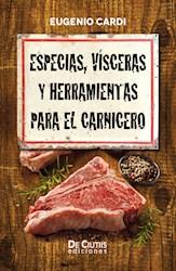 Libro Especias, Visceras Y Herramientas Para El Carnicero