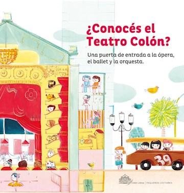 Papel ¿Conocés El Teatro Colón?