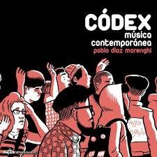 Libro Codex Musica Contemporanea