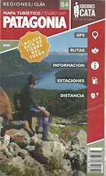 Patagonia  Mapa Turistico