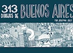 Libro 313 Dibujos De Buenos Aires