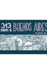 Papel 313 DIBUJOS DE BUENOS AIRES
