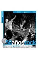 Papel 50 AÑOS ROCK 50 BANDAS ARGENTINAS FUNDAMENTALES (INCLUYE BOX DE OBSEQUIO)