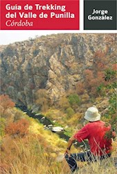 Libro Guia De Trekking Del Valle De Punilla