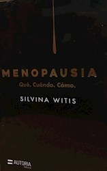 Libro Menopausia .Que.Cuando.Como