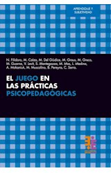 Papel EL JUEGO EN LAS PRACTICAS PSICOPEDAGOGICAS