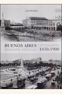 Papel BUENOS AIRES MEMORIA ANTIGUA (EDICIÓN BILINGUE)
