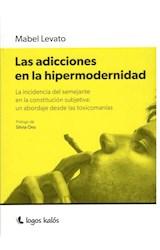 Papel LAS ADICCIONES EN LA HIPERMODERNIDAD