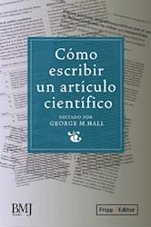 Libro Como Escribir Un Articulo Cientifico