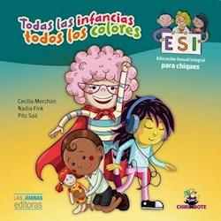 Libro Todas Las Infancias , Todos Los Colores