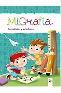 Papel FUTBOLISTAS Y AVIADORES (MIGRAFIA 1) (CON STICKERS)