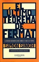 Libro El Ultimo Teorema De Fermat