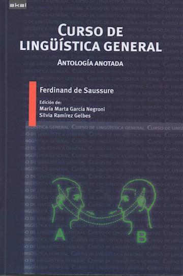 Papel Curso De Lingüística General
