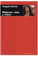 Papel MUJERES RAZA Y CLASE (COLECCION CUESTIONES DE ANTAGONISMO 30)