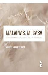 Papel MALVINAS, MI CASA