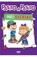 Papel PIENSO Y ESCRIBO (COLECCION PASITO A PASITO) (RUSTICA)