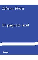 Papel EL PAQUETE AZUL
