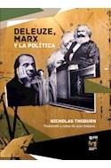 Papel DELEUZE MARX Y LA POLITICA [TRADUCCION Y NOTAS DE JUAN SALZANO]