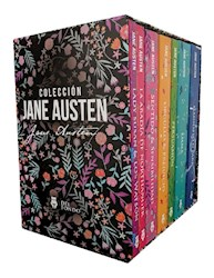 Libro Novelas Completas Jane Austen Caja