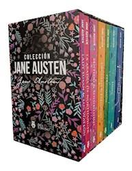 Papel Coleccion Jane Austen Caja Por 7 Libros