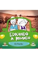 Papel EDUCANDO A ROLANDO (ILUSTRADO)