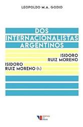 Libro Dos Internacionalistas Argentinos