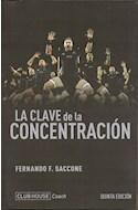 Papel CLAVE DE LA CONCENTRACION (COLECCION CLUB HOUSE COACH)