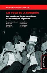 Libro Las Voces De La Represion