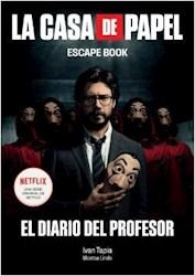 Papel Casa De Papel, La - Escape Book