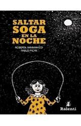 Papel SALTAR SOGA EN LA NOCHE