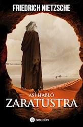 Libro Asi Hablo Zaratustra