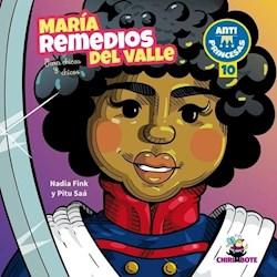 Libro Maria Remedios Del Valle Para Chicas Y Chicos